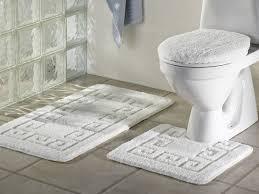 bathroom rug sets with elegant for comfortable theme atlart com