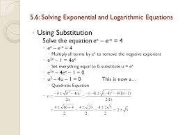 solving log equations worksheet solving exponential