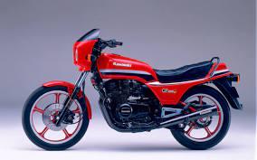 kawasaki gpz 550 1981 1985