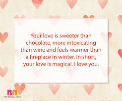 40 Cute Love Messages For Him When You Mean It Classy A Hort Love Message