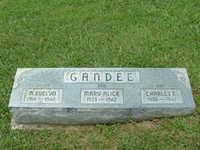 Martha Evelyn Gandee (Lowe) (1914 - 1942) - Genealogy