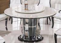 Round marble top dining table set Contemporary Evokes Feeling White Marble Round Dining Table Topical Luxury Quick Stains Highlights Real Hardwood Have With Dining Tables Round Marble Top Dining Table Set Wwwdumlupinaruniversitesicom