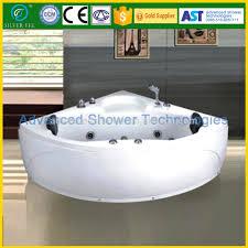 unique corner jacuzzi tub shower combo whirlpool ideas