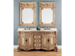 Antique Bathroom Cabinets Classical Aura With Antique Bathroom Vanity Thementracom