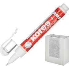 <b>Корректирующий</b> карандаш <b>Kores Preciso</b> 8 мл (быстросохнущая ...