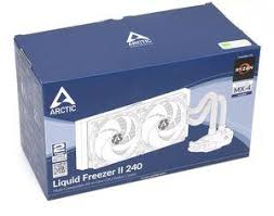 Распаковка: <b>Arctic Liquid</b> Freezer II 240 - интересная СВО по ...