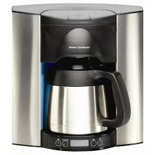 Best Electric Coffee Maker Amazoncom Brew Express Programmable Recessed Coffee Maker 10