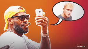 Jake Paul sends LeBron James 3-word ...