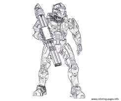 Halo Printable Coloring Pages Coloring Pages Printable