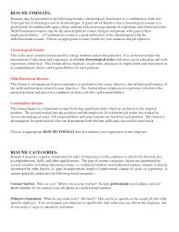 resume order of importance or chronological cipanewsletter resume layout generator diepieche tk