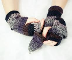 Crochet Gloves Pattern Magnificent Top Crochet Mitten Patterns On Craftsy