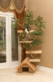 Tower Diy Cat Playhouse Foter Tree Cat Condo Ideas On Foter