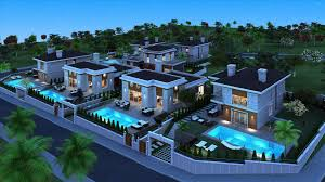 modern mansions. Modern Mansions Mediterranean Houses House Designs Intended For Two On Sunset Plaza Drive In La Mansion