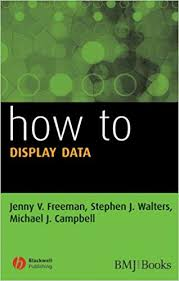 How to Display Data 1, Jenny V. Freeman, <b>Stephen J</b>. <b>Walters</b> ...