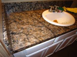 countertop paint colorsFurnitures  Faux Granite Countertop Paint Colors Home Improvement