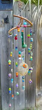 How To Make Wind Chimes Colorful Metal Washer Wind Chime Wind Chimes Washer And Metals