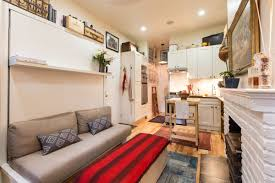 Truly Tiny: 4 Apartments Under 100 Square Feet | Apartment Therapy