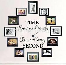 interior family wall decor you remember moments vinyl letter decals family family wall decor home