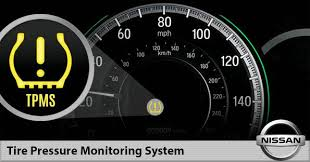 how to reset nissan altima tpms low