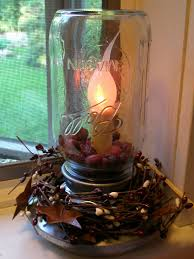 ... I made a candy dispenser out of the same two items so with a few more  supplies, I knew I could make this adorable light. I got the idea from THIS  blog.