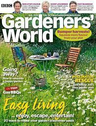 bbc gardeners world magazine july