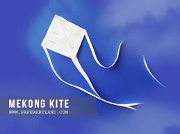 Diy Paper Kite How To Make A Simple Kite In 10 Minutes Easy For Kids Mekong Kite