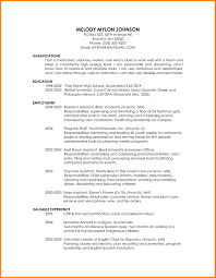10 Accepted 2017 Curriculum Vitae Format Cashier Resumes
