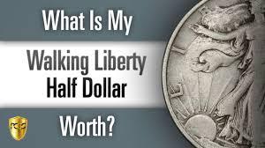 What Is My Walking Liberty Half Dollar Worth