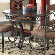 ashley furniture round dining table. 58 Most Splendid Ashley Dining Room Tables Leather Furniture Design By End Dinette Sets Insight Round Table L