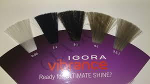 Igora Vibrance Shade Chart Schwarzkopf Professional Igora Vibrance Vibrance Glamot Com