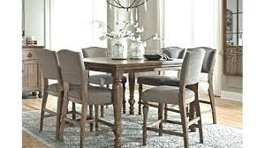 counter height dining table sets counter high dining table and chairs various luxuriant highland dining room