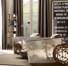top 10 furniture companies. fine top aviator living room furniture collection by restoration hardware intended top 10 furniture companies