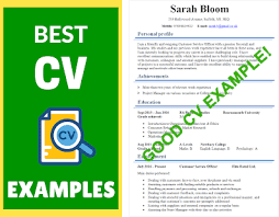 Great Cv Examples 2019 Cv Examples 2019 Apk Download Latest Version 7 0 Best Cv Examples