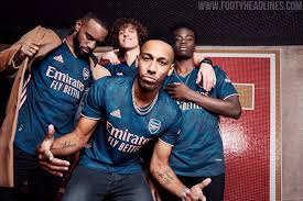 With rockstar nicolas pepe sporting a snazzy leather jacket in the photoshoot. Arsenal 20 21 Third Kit Released Footy Headlines