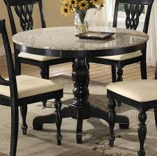 Copper Top Kitchen Table Kitchen Pedestal Kitchen Table Set Amish Copper Canyon Mission