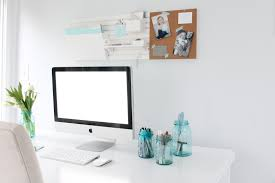 simply organized home office. An Organized And Inspired Office Simply Home
