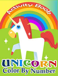 Get the best unicorn coloring book by numbersunicorn coloring page unicorn color by number: Unicorn Color By Number Activity Book A Fantasy Color By Number Coloring Book For Kids Teens And Adults Who Love The Enchanted World Of Unicorns Uni