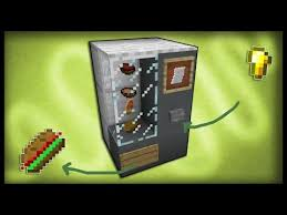 Fed X Gaming Vending Machine Stunning Minecraft Xbox One Edition II How To Make A VENDING MACHINE YouTube