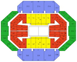 Kentucky Basketball Seating Chart University Of Kentucky Rupp Arena Kentucky Wildcats