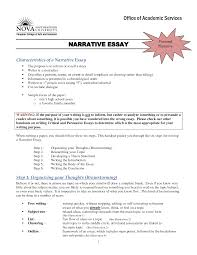 thesis statement examples for narrative essays thesis statement narrative essay resume template sample