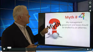 Myth # 4 My Management Agreement And Lease Should Be Drafted ...