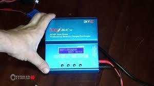 <b>зарядное устройство</b> imax b6ac v2. пример зарядки LiPo батарей ...