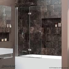 aquafold tub door