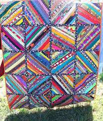 Easy Strip Quilts – co-nnect.me & Easy Strip Rag Quilt Tutorial Strip Quilts Free Patterns So Here It Is Quilt  As You ... Adamdwight.com