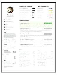 One Page Resume Templates Modern Simple One Page Resume Template Free Modern 2 Templates For Word