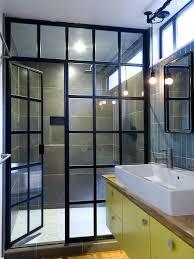 shower glass door urban style black framed glass doors walk in shower design glass shower door shower glass door