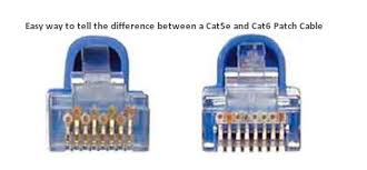 networking why would cat6 connectors not work cat5e patch cat6 and cat5 comparison