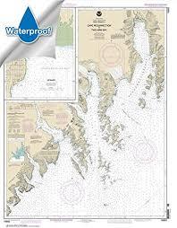 Resurrection Bay Chart Amazon Com Paradise Cay Publications Noaa Chart 16682