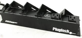 furman pf power plug lock 5 wall wart