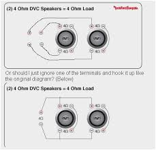 subwoofer hookup diagram prettier subwoofer wiring diagrams related post